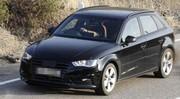 Audi A3 restylée : dans les starting-blocs pour Genève 2016