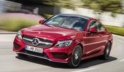 Mercedes Classe C Coupé : élégance et discrétion
