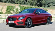 Essai Mercedes Classe C Coupé : étoile filante