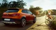 La Seat Leon Cross Sport restera un simple concept