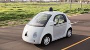 Insolite : Une Google Car arrêtée pour excès de lenteur en Californie