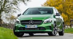 Essai Mercedes-Benz Classe A restylée : 180d et 220d