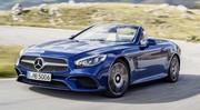 Mercedes SL 2016 : concentré de luxe