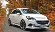 Essai Opel Corsa (E) OPC (2015 - ) : Du caractère !