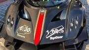 Nürburgring : la Pagani Zonda Revolution en 6 minutes 30