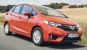 Essai Honda Jazz 1.3 i-VTEC Executive Navi : Un ton plus haut