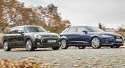 Essai : la Mini Clubman (2015) face à l'Audi A3 Sportback