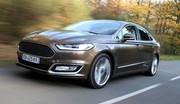 Essai Ford Mondeo Vignale : Premium, le mot magique