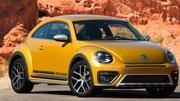 Volkswagen Coccinelle Dune : Aventurière espiègle