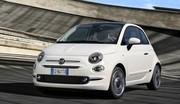 Nouveaux moteurs Diesel 95 ch et essence 69 ch pour la Fiat 500