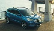 Ford rajeunit son Kuga