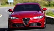 Alfa Romeo Giulia 2016 : toutes les spécifications mécaniques