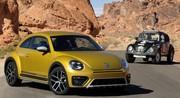 Volkswagen Beetle Dune : Une Cox' Crossover ?