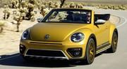 Volkswagen Coccinelle Dune : première à L.A