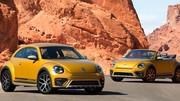 Volkswagen Coccinelle Dune : à la californienne