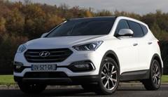 Essai Hyundai Santa Fe restylé : plein de bonne volonté