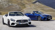 Mercedes SL : ne m'oubliez pas