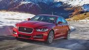Jaguar XE : aussi avec transmission intégrale