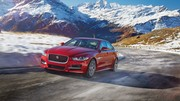 La Jaguar XE plus que jamais « up-to-date »