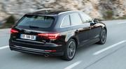 Essai Audi A4 break 2015 : l'essence en Avant