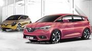 Renault Scénic 4 (2016) : le nouveau Scénic influencé par l'R-Space