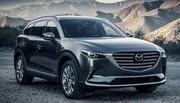 Mazda CX-9 avec moteur turbo à pression dynamique