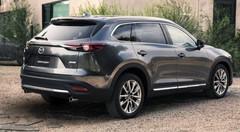 Nouveau Mazda CX-9 : maintenant avec un 4-cylindres turbo