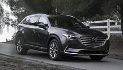 Mazda : le CX-9 officialisé avec un nouveau moteur turbo