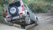 Essai Suzuki Jimny VVT