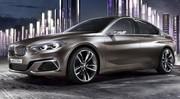 BMW Compact Sedan Concept : future Série 1 et Série 2 berline ?