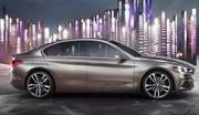 BMW Concept Compact Sedan : La Série 1 Berline se dessine