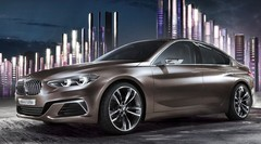 BMW Compact Sedan : La future Série 1 berline ?