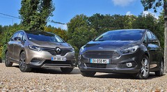 Essai Ford S-Max 2 vs Renault Espace 5 : Ma famille d'abord
