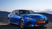 Prix Lexus GS F : plus de 100 000 euros pour la sportive GS