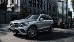 Mercedes dévoilera un GLC à l'hydrogène en 2017