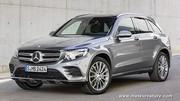 Nouvelle Mercedes à hydrogène, ce sera la GLC