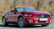 Essai Ford Mustang Cabriolet : objet de séduction