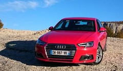 Essai Audi A4 2015 : Elle marque son territoire