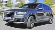 Essai Audi Q7 3.0 TDI 272 S line (7 pl.) : L'ostentation en grande forme