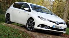 Essai Toyota Auris Hybride restylée : La version à succès