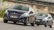 Essai Peugeot 208 essence ou 208 diesel : Laquelle choisir ?