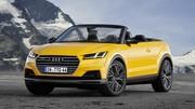 Audi TTQ Cabrio