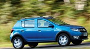 Dacia Sandero et Logan MCV : maintenant en boîte auto