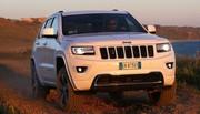 Essai Jeep Grand Cherokee V6 TD 190 ch : Le Grand Sachem