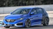 Peugeot 308 R HYbrid : les performances en détail