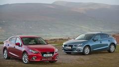 Une Mazda 3 qui ne rejette que 99 g/km de CO2