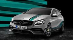 Mercedes-AMG A45 PETRONAS 2015 World Champion Edition