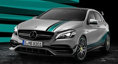 Mercedes A45 AMG : une édition spéciale pour fêter les titres en F1