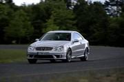 Essai Mercedes CLK63 AMG : le côté obscur de la force
