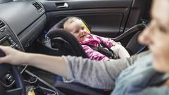 Sièges enfant : une négligence surtout parentale